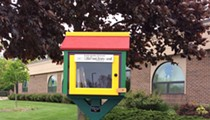 Could Detroit become Little Free Library capital of the US?