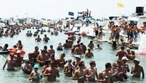 Jobbie Nooner's sister 'Raft Off' hits Muscamoot Bay