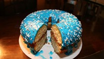 Four-pound doughnut coming to Ford Field menu