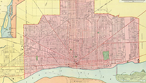 A Detroit article from 1904 rails against city's crazy street grid
