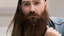 RIP man bun — you can now decorate your beard with jewelry
