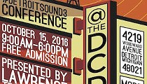 The third annual Detroit Sound Conference is tomorrow, and it's essential