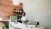 Kiesling owners' super cute walk-up coffee shop Milwaukee Caffè is now open in Detroit