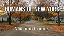 Macomb County will become the new subject of 'Humans of New York' series