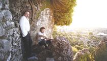 Giorgos Xylouris and Jim White: Two great tastes that taste great together