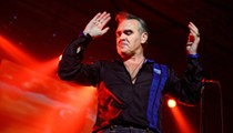 Morrissey reschedules show at Royal Oak Music Theatre that was slated for tonight