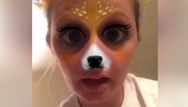 This Michigan woman's Snapchat story is the best thing you'll see all day