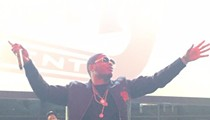 Nelly did a surprise performance at COBO this weekend and we're pissed we missed it