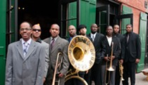 Rebirth Brass Band to play Otus Supply on MLK Day