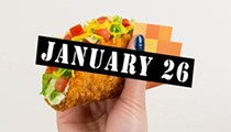 The Taco Bell fried chicken taco shell is the answer to our junk food prayers