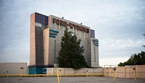 Dearborn's Ford-Wyoming Drive-in destroyed box office expectations over the weekend