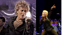 Just announced: Rod Stewart and Cyndi Lauper revive the past at DTE this August