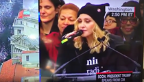 Newt Gingrich wants Madonna arrested for her comments at the Women's March