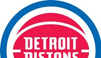 Detroit Pistons ticket!