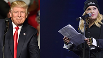You can add Madonna to the list of things Trump finds 'disgusting'