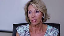 One more Republican senator is needed to stop Betsy DeVos' nomination