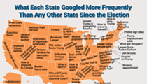 Here's what Michigan has been Googling since the election ended
