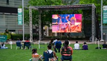 Movie Nights in the D has returned to Campus Martius Park