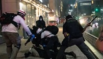 Federal lawsuit accuses Detroit police of using excessive, brutal force against peaceful protesters