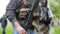 Michigan gun rights groups sue Secretary of State over open carry ban on firearms at polling places