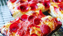 Quarantino's, a Detroit-style pizza cooked up during quarantine, emerges in Grand Rapids