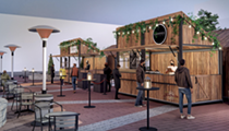 Heated outdoor stands coming to downtown Northville to help shops and restaurants weather winter