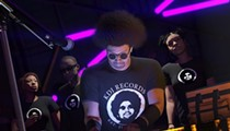 Moodymann DJs at a nightclub in the new 'Grand Theft Auto' update