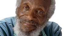 Dick Gregory fights for justice — with comedy