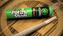 'Pot for Shots' campaign to encourage COVID-19 vaccinations with free joints extended through March