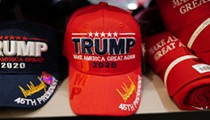 County commissioner violated campaign law by wearing Trump hat at public meeting, state rules