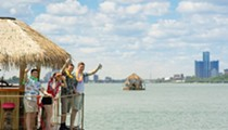 Detroit's kitschy tiki boat tours are now available out of Wyandotte