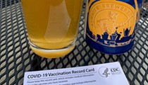 Atwater Brewery offers 'Shot and a Beer' promotion to encourage COVID-19 vaccinations