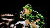 Billie Eilish's Detroit show at Little Caesars Arena is rescheduled for 2022