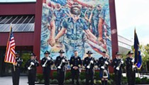 Artist who created controversial Detroit Institute of Arts 'pro-cop' painting says she regrets it