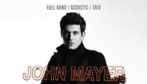 Just announced: John Mayer plays DTE in September