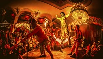 Detroit's demented masquerade, Theatre Bizarre, pushed to 2022