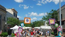 Annual art festival returns to downtown Plymouth this weekend