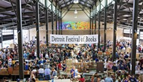 Detroit's Festival of Books returns to save us from our screens