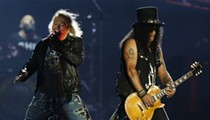 Guns 'N' Roses will transform Detroit Rock City into 'Paradise City' when they take on Comerica Park
