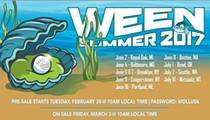 Ween kicks off rare summer tour at ROMT in June