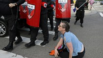 Detroit police did nothing as neo-Nazis shoved me to the ground. James Craig should never be governor.