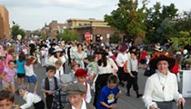 Northville goes old school for annual Heritage Festival with Victorian parade, vintage baseball, and more