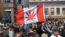 Why is so much weed being smuggled from Canada, where it's legal, to Michigan, where it's also legal?