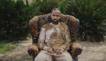 Anyway, here's Big Sean covered in bees