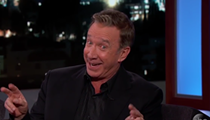 Tim Allen compared Hollywood to 1930s Germany and the Anne Frank Center is pissed