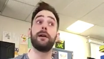 This Royal Oak teacher gave a fake spelling test to his students for April Fools' Day and it's hilarious