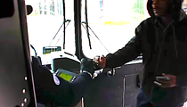 How a Detroit bus driver named 'Boo-Yah' brightens passengers' days