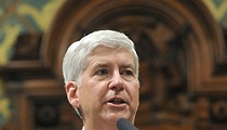 Compared to a year ago, Rick Snyder still among most hated Governors