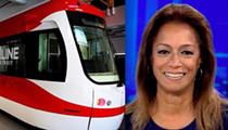 Angel from above Carmen Harlan will voice on-board announcements for QLine