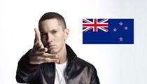 Industry experts told New Zealand campaign use of Eminem-esque song OK